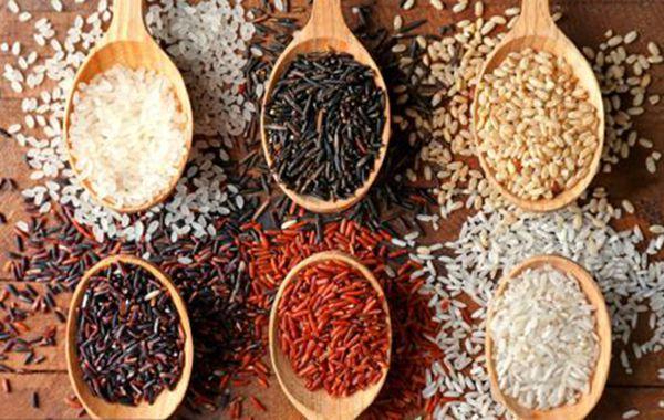 rice mill process machine