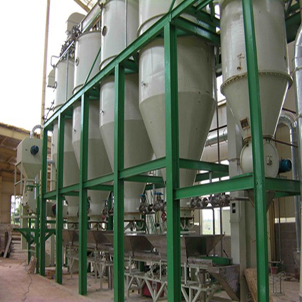 parboiled rice mill