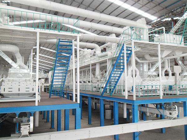 What's the price of rice milling machine?